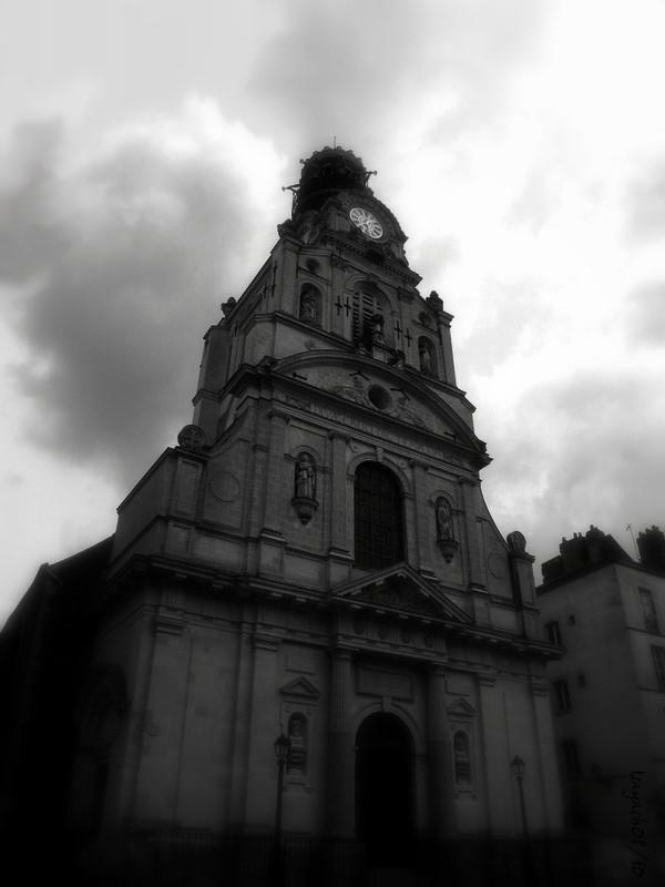 Eglise ste croix