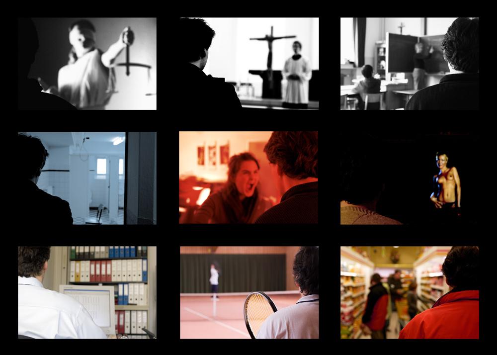 - EGO - fotografische Positionen zum Ich - Zusammenstellung