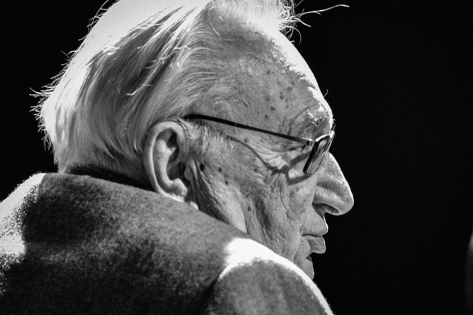 Egon Bahr 2014