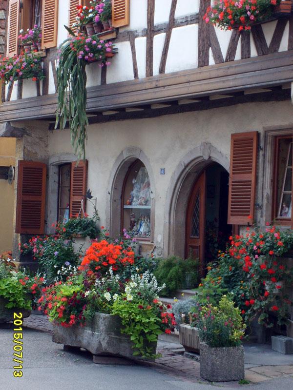 Eguisheim bei Colmar