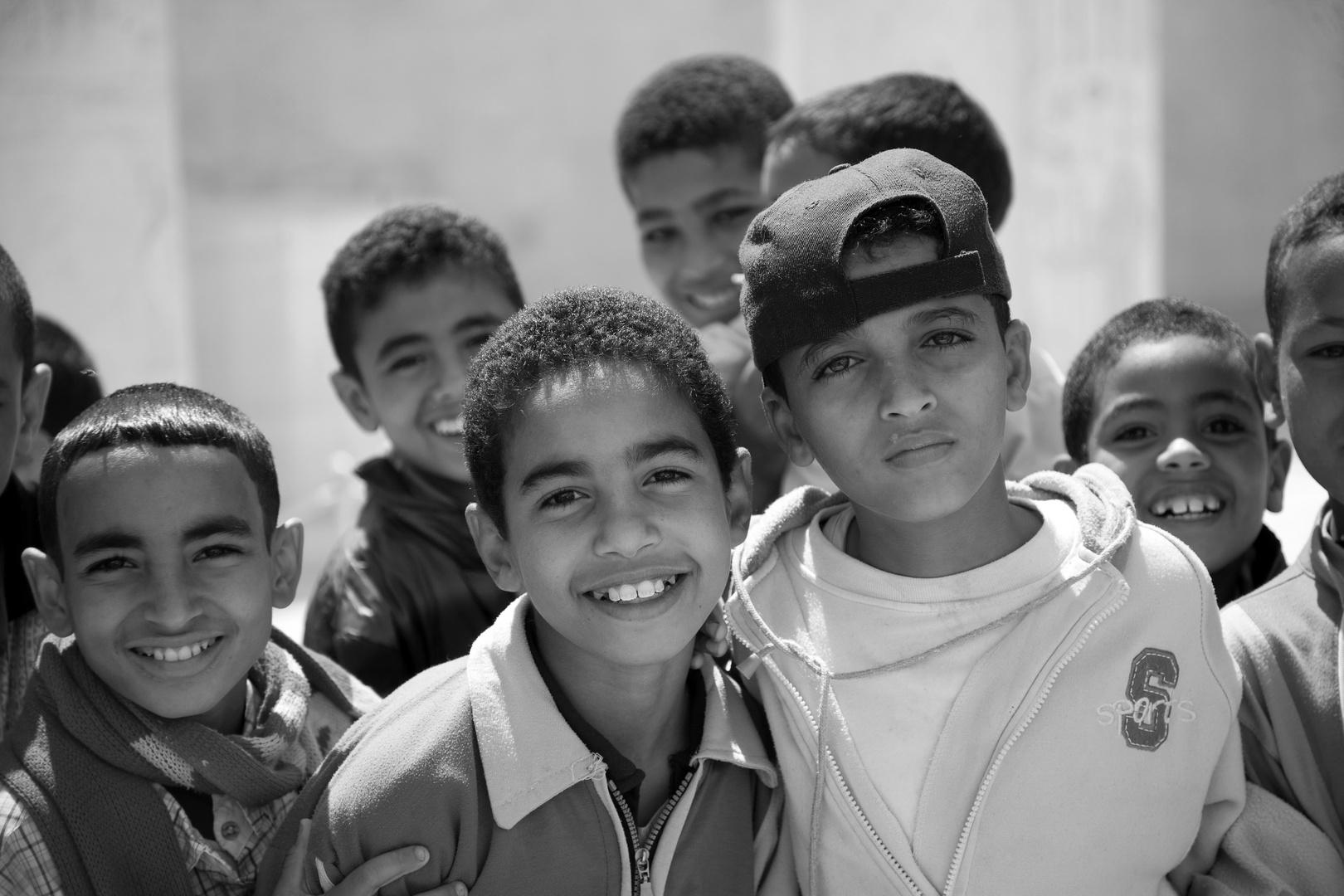 Egypt Boys