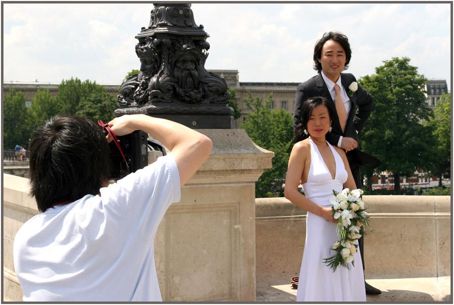 Ehe- und Fotografenglück