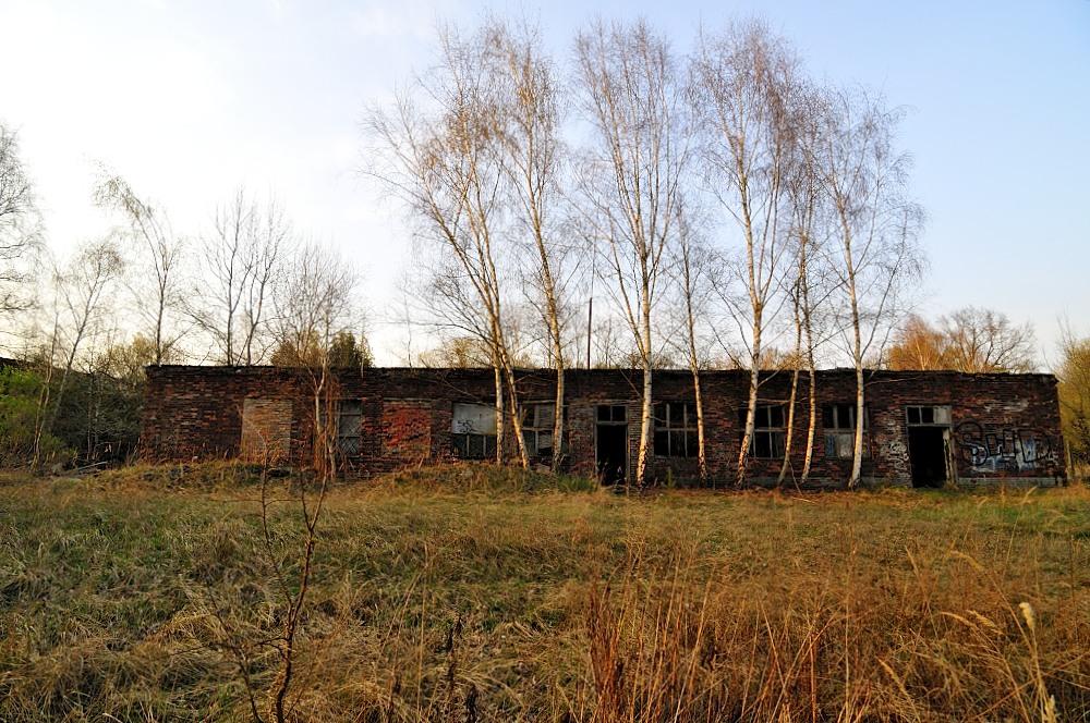 ehem. Fliegerhorst Schönwalde Glien 5