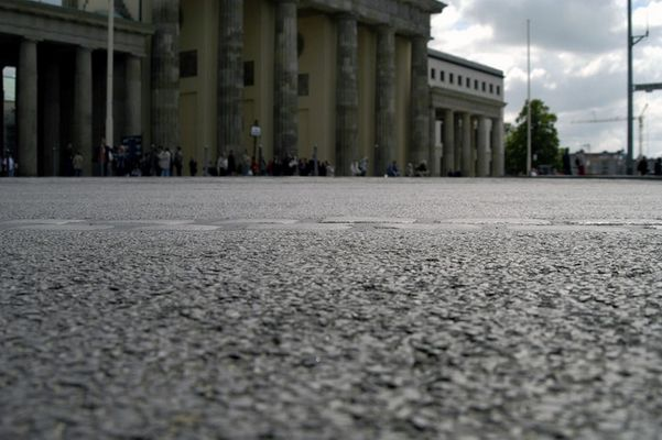 ehem. Verlauf 'Berliner Mauer'