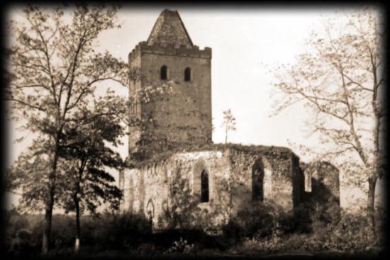 ehem. Wüste Kirche von Fürstlich Drehna