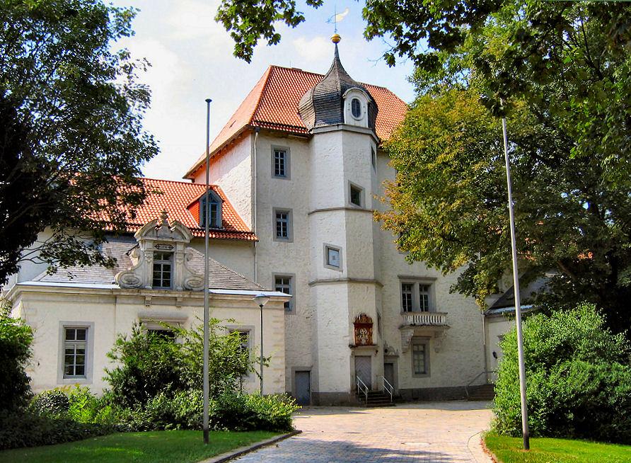 Ehemalige Burg Sehusa
