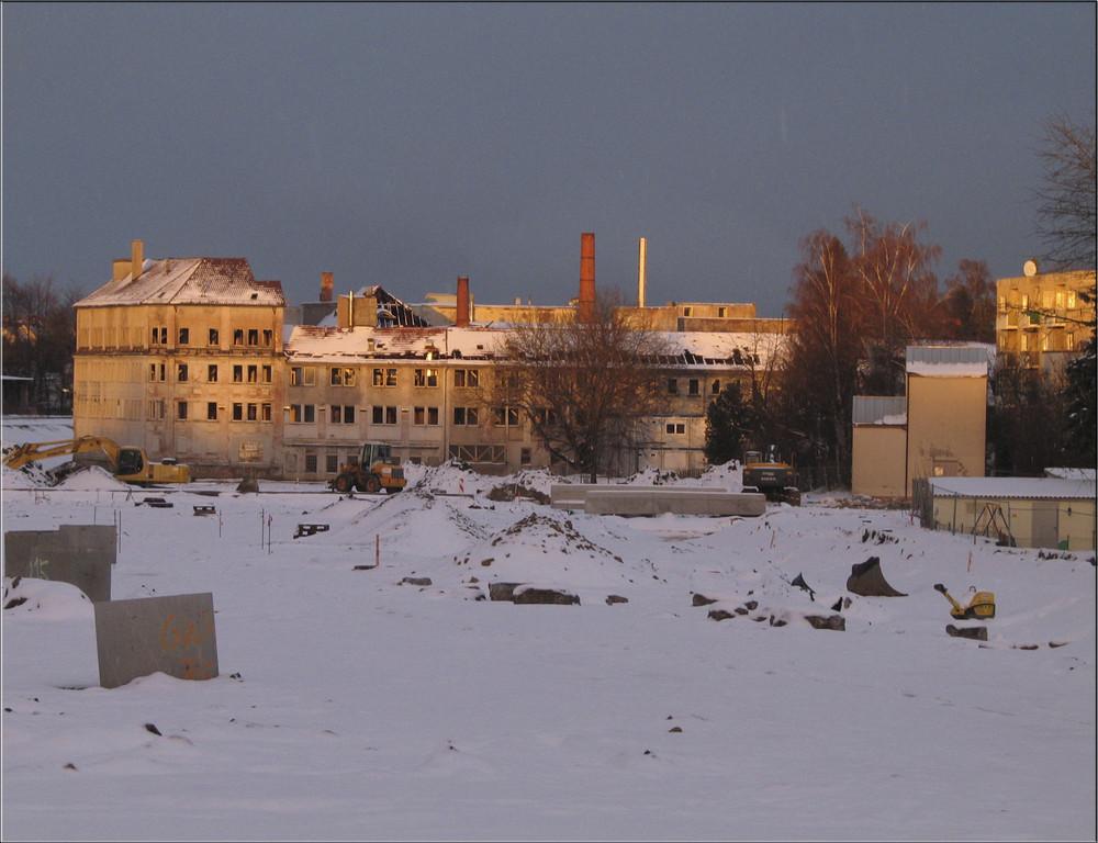 Ehemalige Metallwarenfabrik Jäckle