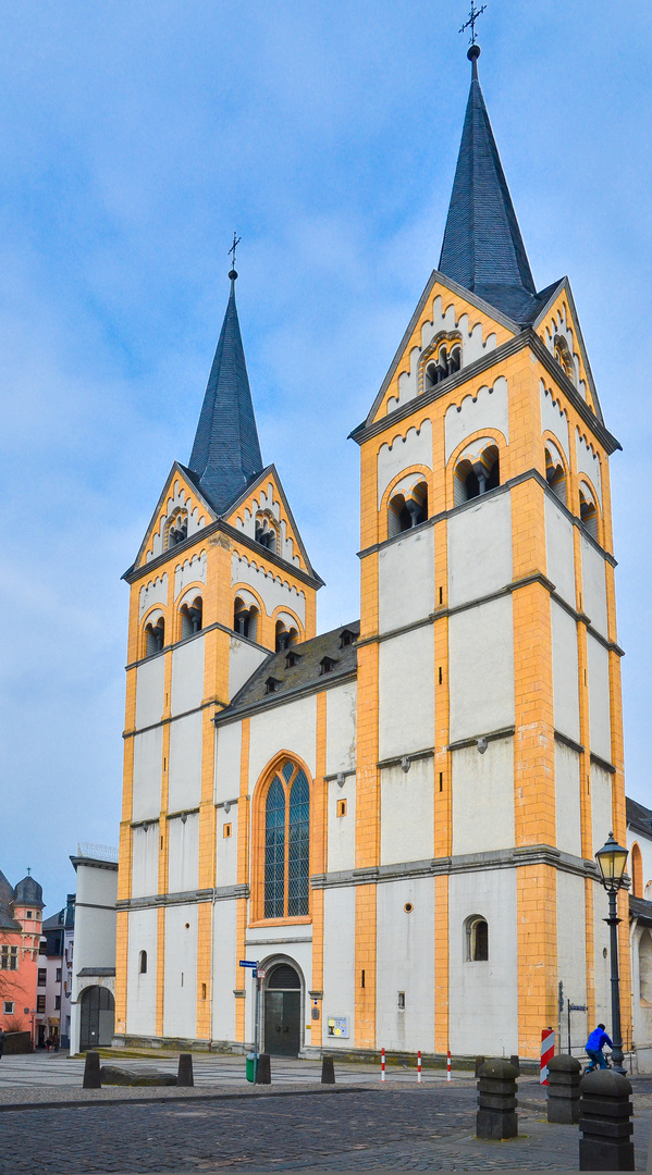 Ehemalige Stiftskirche St. Florin