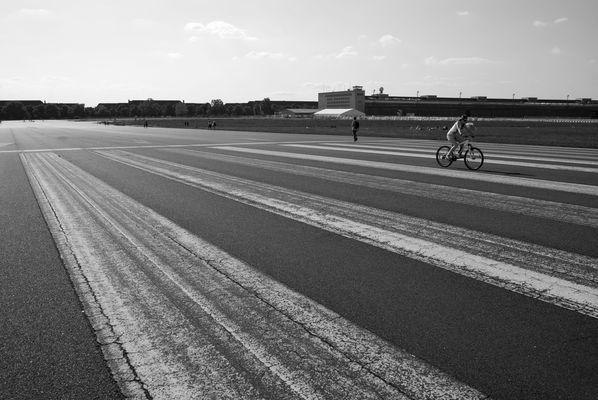 ehemaliger Flughafen Berlin Tempelhof