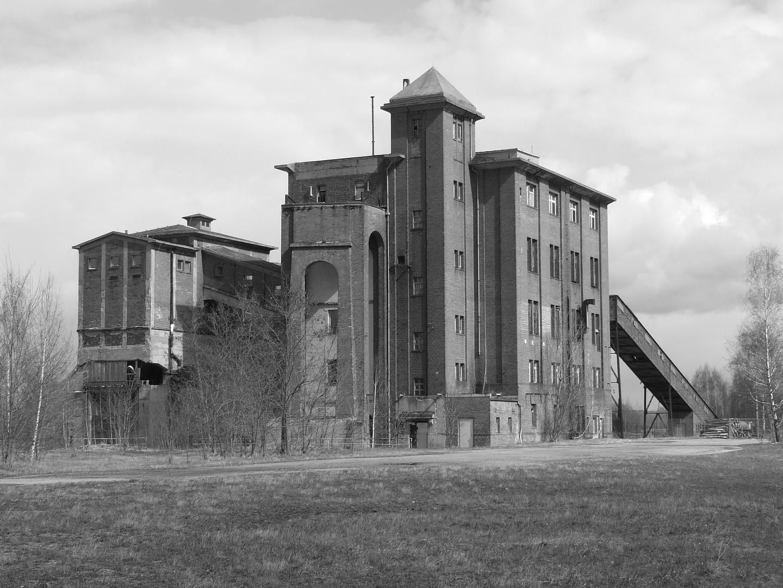 ehemaliger Hochbunker des BKW Hagenwerder