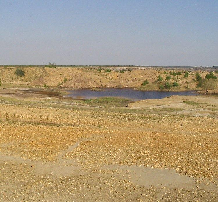 ehemaliger Tagebau