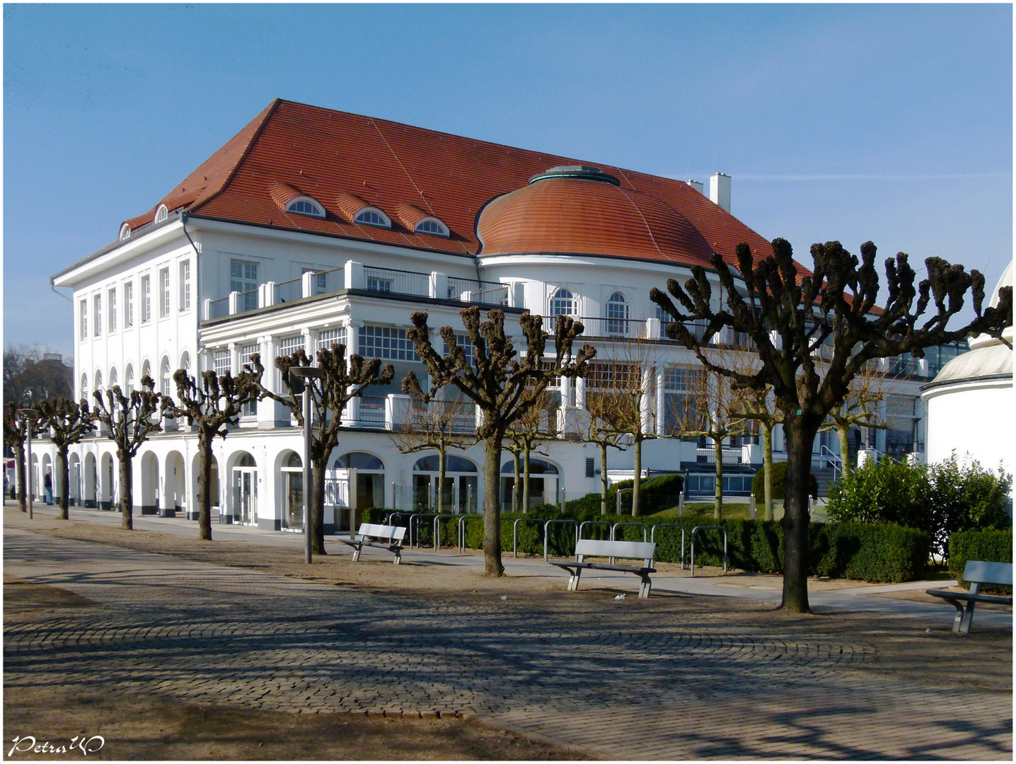 Ehemaliges Casino in Travemünde
