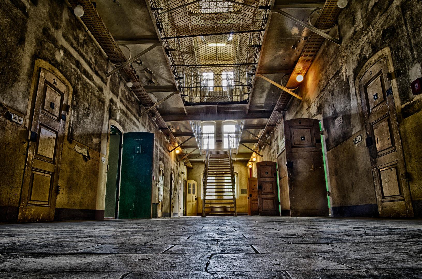 Ehemaliges Gefängnis- Schloss Hoheneck