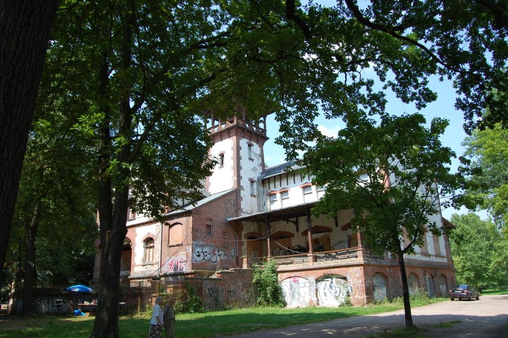 Ehemaliges Pionierhaus