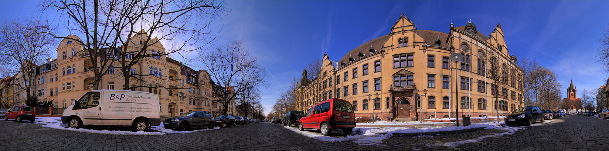ehemaliges Regierungspräsidium Halle
