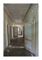ehemaliges Sanatorium in Löhma/Thüringen IV