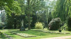 """Ehrenfeld der """"Primus-Opfer"""" auf dem Ohlsdorfer Friedhof"""