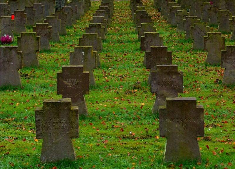 Ehrengräber der Kriegsopfer