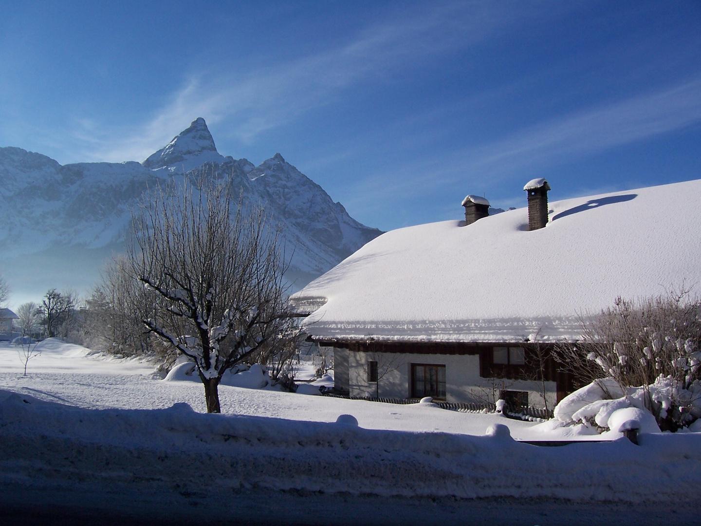 Ehrwald.Tirol.Zugspitze.2006
