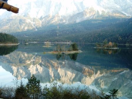 Eibsee-Garmisch