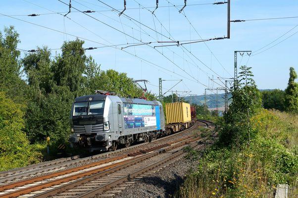 Eichenberg: Siemens Vectron 193 806