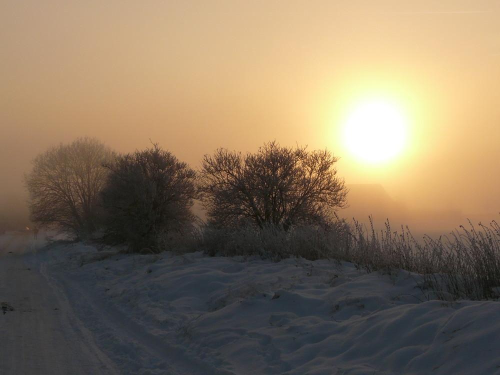 Eichsfelder Winterimpression 2