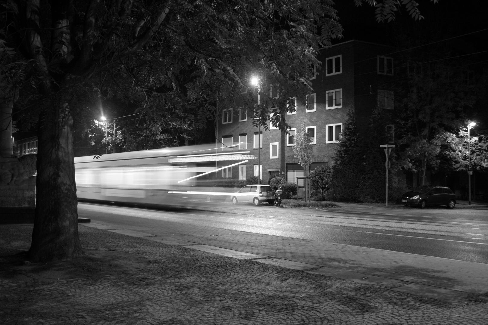 Eickel bei Nacht