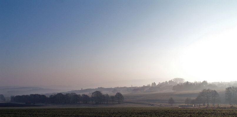 Eifel am Morgen 1