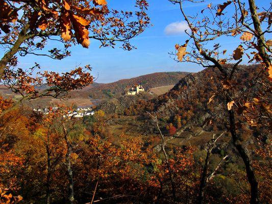 Eifel, Blick auf Altenahr