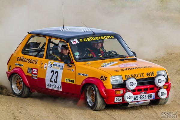 Eifel Rally 2013 10