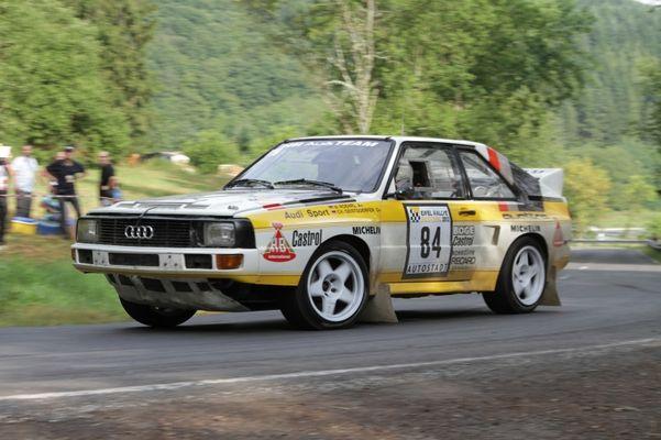 Eifel Rallye Festival 2013 Audi Sport Quattro