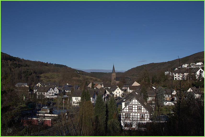 Eifel und Region Aachen