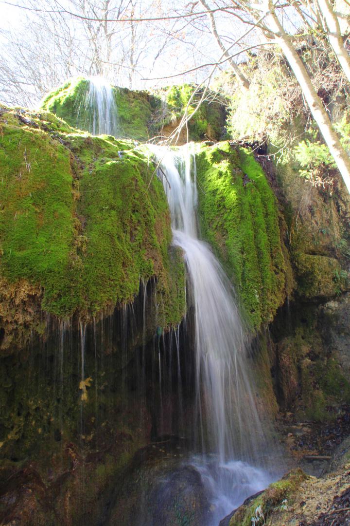 Eifeler Wasserfall die zweite