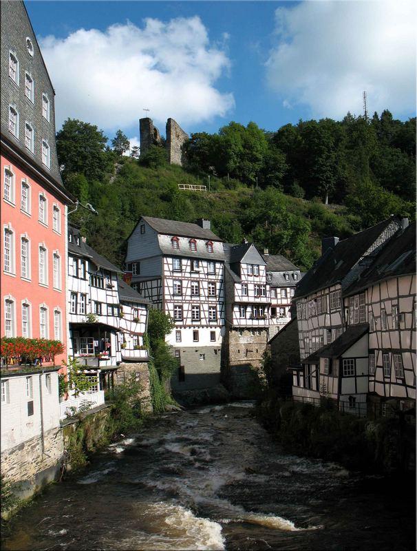 Eifelstädtchen Monschau