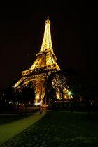 Eiffel Turm by Night 2