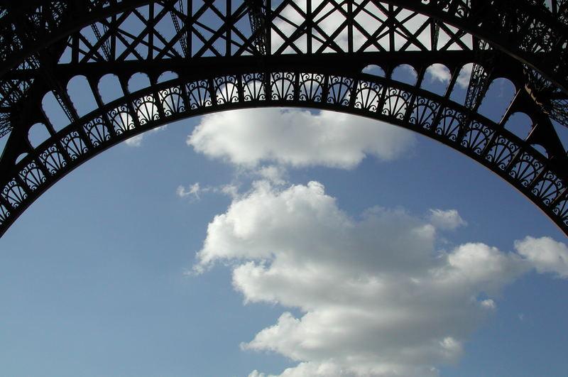 Eiffeltower detail