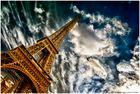 Eiffelturm-Dramatik