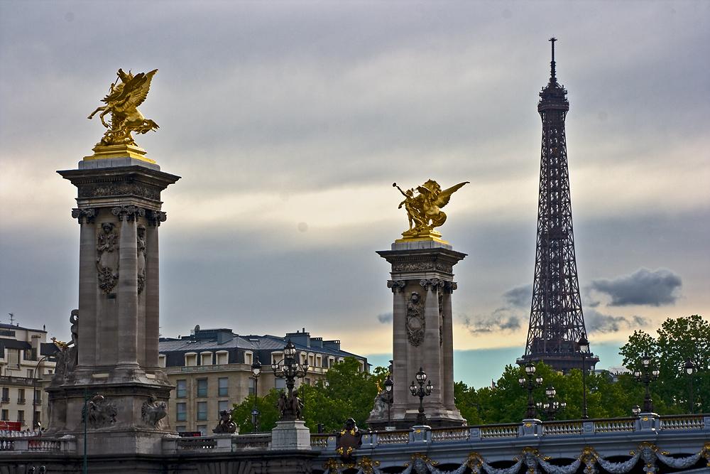 Eiffelturm mal anders
