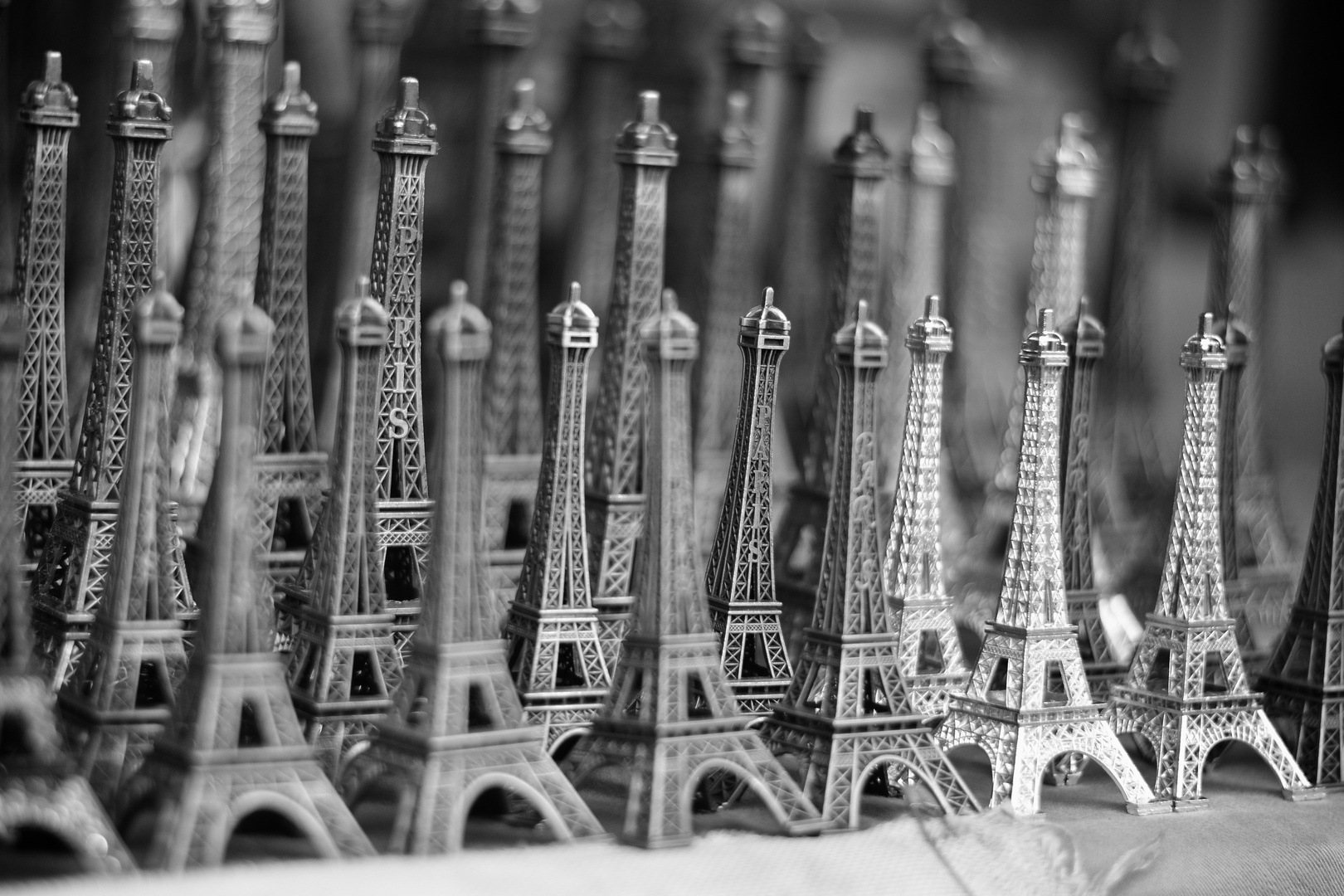 Eiffelturm Miniaturen