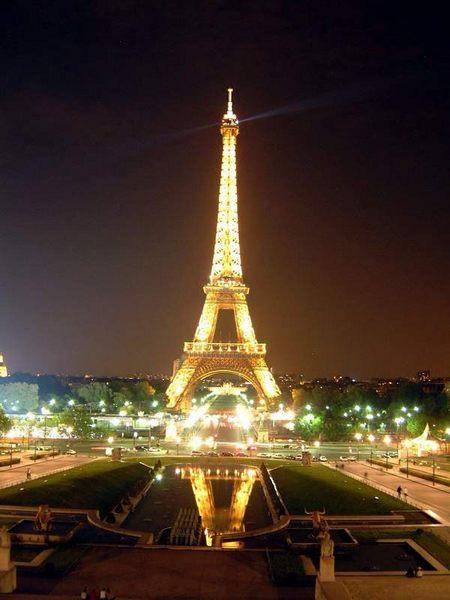 Eiffelturm, oder?