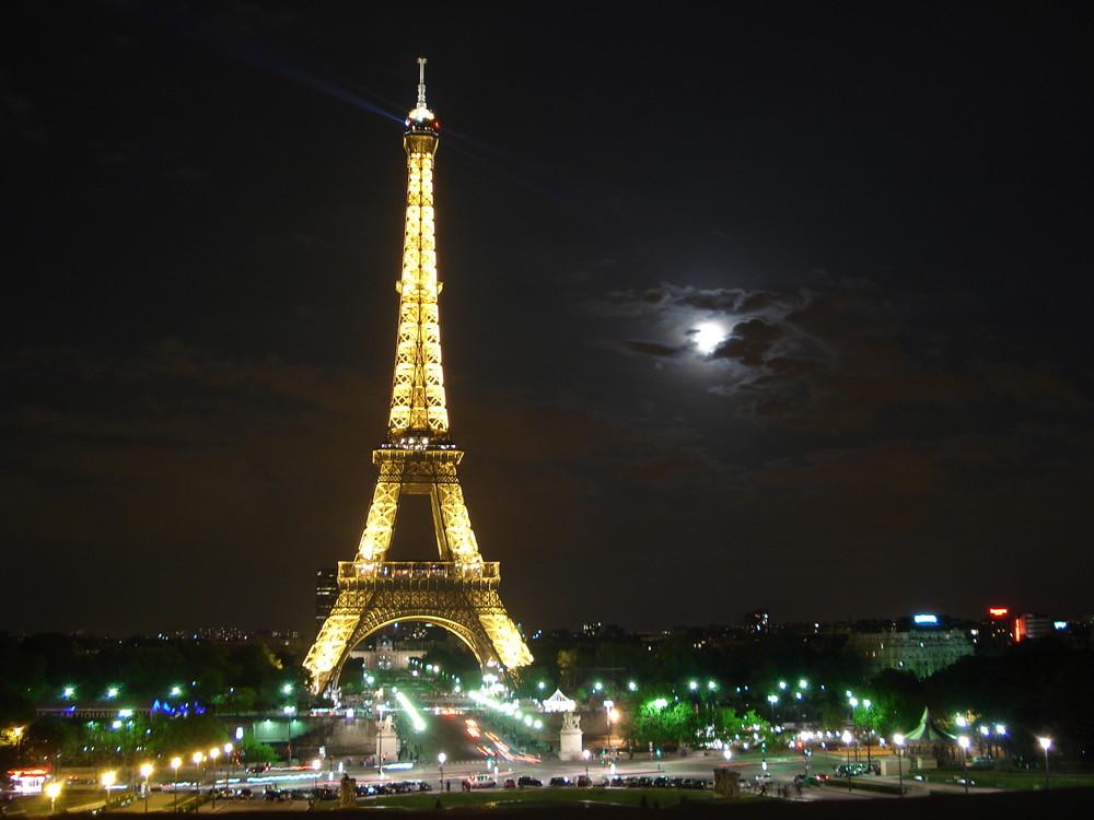 Eiffelturm - Tour Eiffel - Eiffel Toren