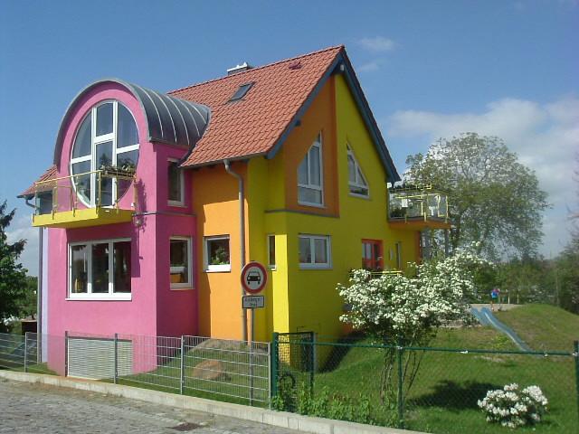 eigenwillige Architektur