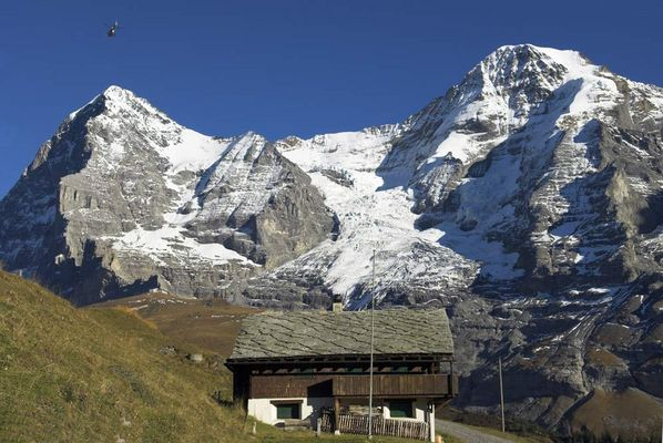 Eiger Mönch -Berner Oberland