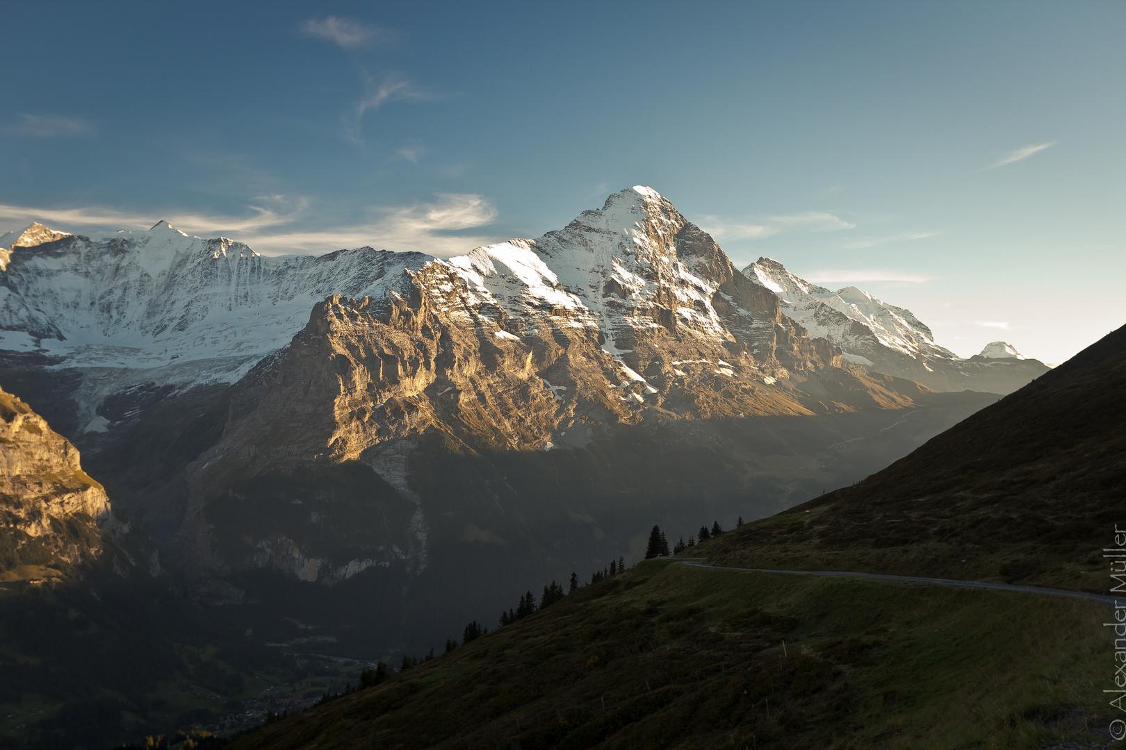 Eiger Nordwand - Berner Oberland