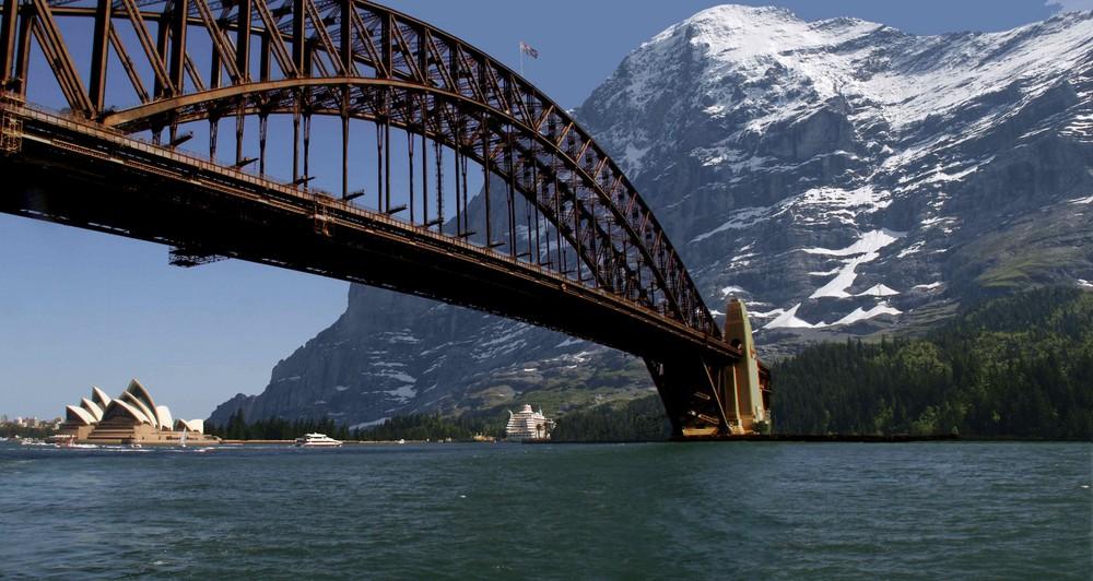 Eiger North Bridge