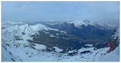 Eiger-Panoramafenster