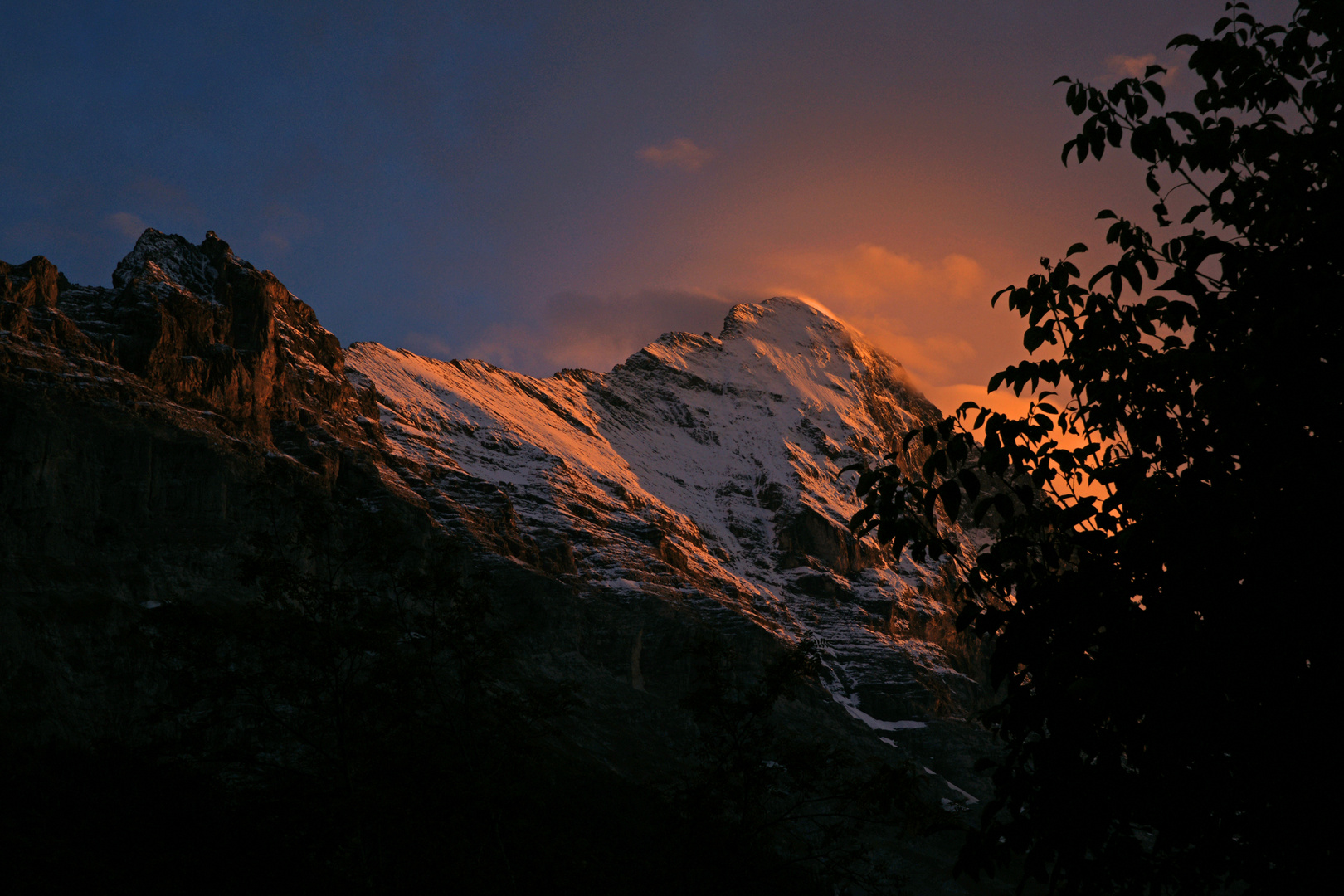 Eiger-rot