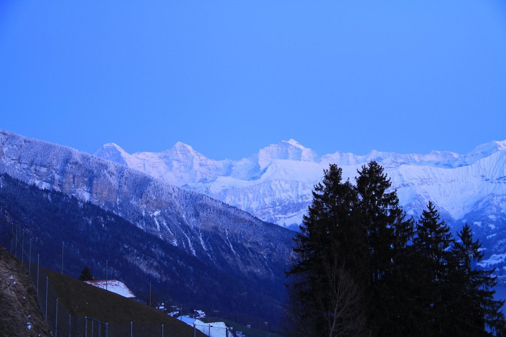 Eiger,Mönch,Jungfrau