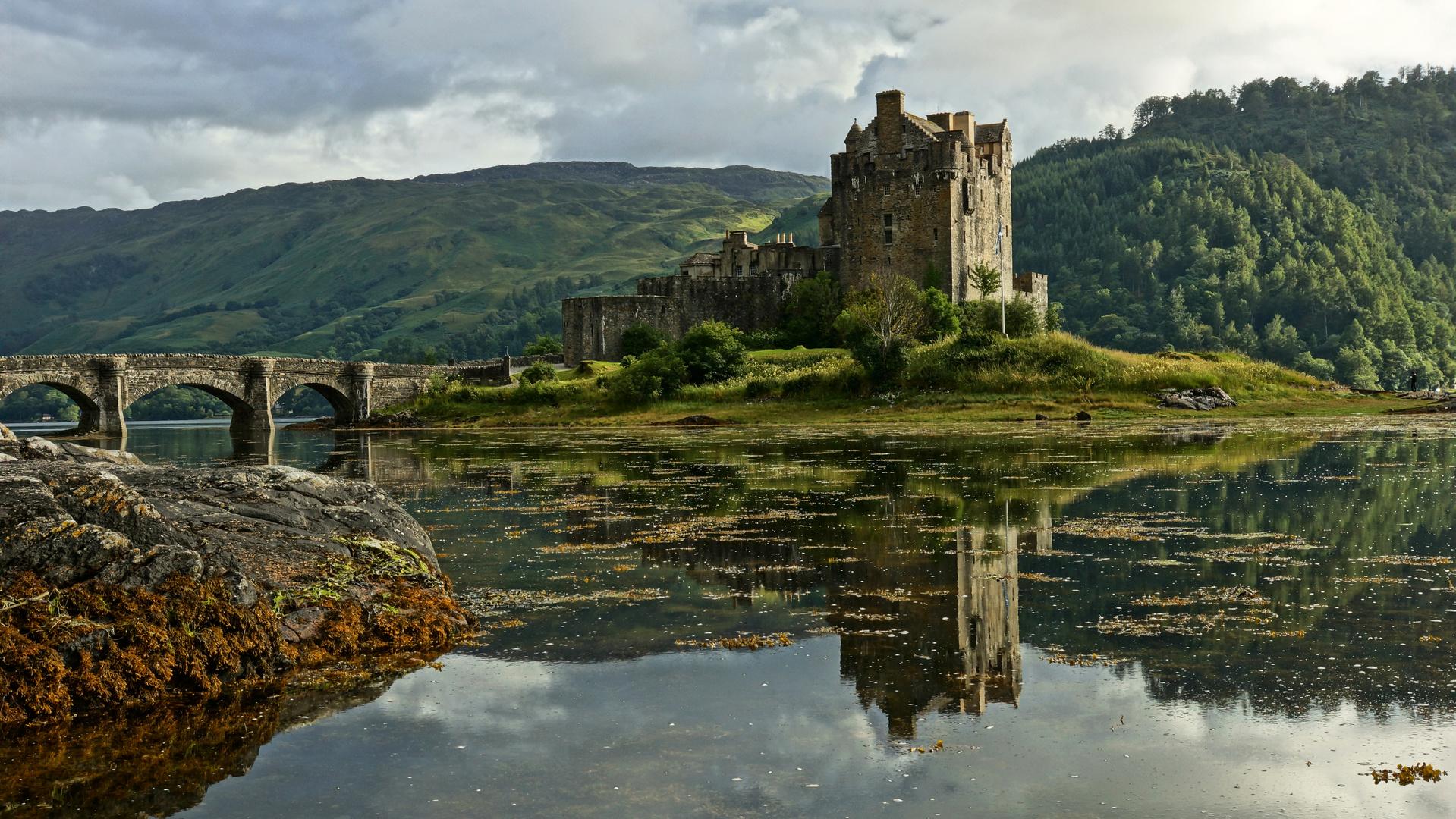 + Eilean Donan Castle +