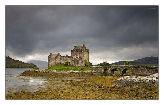 ... Eilean Donan Castle ...
